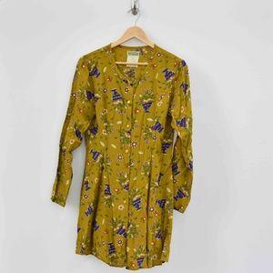 ESpirit Yellow Dress
